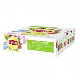 Coffret de Thés et Infusions Lipton - 12 parfums -180 sachets