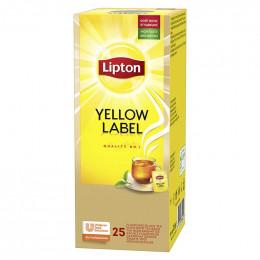 Thé Lipton Thé Yellow Label Tea 25 sachets