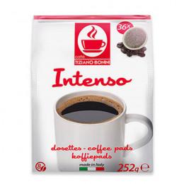 Dosette compatible Senseo Caffè Bonini - Intenso - 36 dosettes