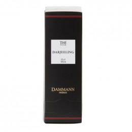 Thé Dammann Frères - Thé Noir Darjeeling - 24 sachets Cristal