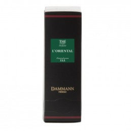 Thé Dammann Frères - The Vert L'Oriental - 24 sachets Cristal