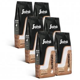 Café en Grains Segafredo Selezione Supremo Vending - 6 Kg