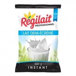 Lait Demi -Ecrémé Régilait pour distributeur automatique 500 gr