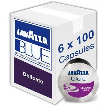 Capsule Lavazza Blue Espresso Delicato 600 Capsule Lavazza Blue