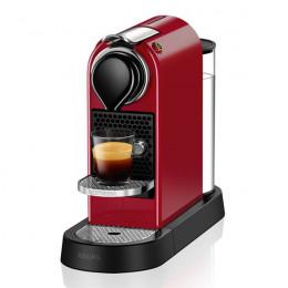 Machine Krups Nespresso CitiZ Rouge