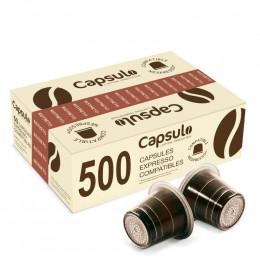 Capsule Nespresso Compatible Capsulo Ristretto