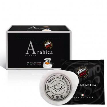 Dosette café ESE Caffe Vergnano 1882 - 100% Arabica - 18 pods
