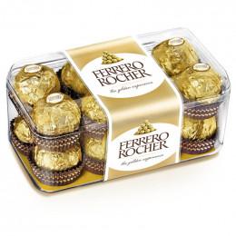 Boite chocolat Ferrero Rocher - 200 g (16 pièces)