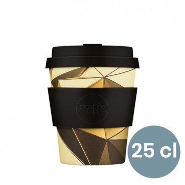 Mug en Bambou écologique, avec couvercle - Ecoffee Cup Swanston & Collins - 25 cl