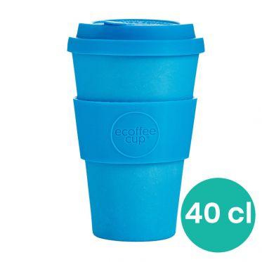 Mug en Bambou écologique, avec couvercle - Ecoffee Cup Toroni - 40 cl