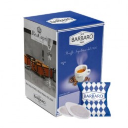 Dosette ESE café Barbaro Napoli - Mélange - 100 pods