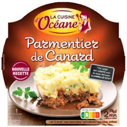Parmentier de Canard et Pommes de terre + Fourchette