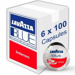 Capsule Lavazza Blue Intenso Capsule Lavazza Blue