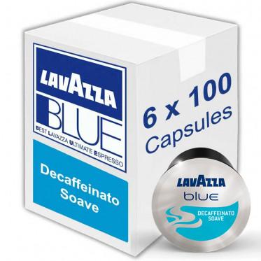 Capsule Lavazza Blue Decaffeinato Soave 600 capsules lavazza blue