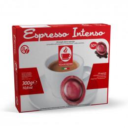 Capsule Nespresso PRO Compatible Bonini - Espresso Intenso - 50 capsules