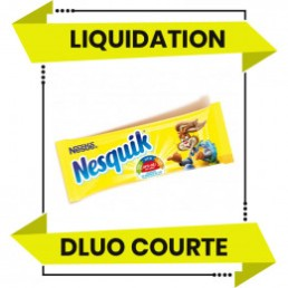 Chocolat Chaud en Dosette Individuelle Nesquik® - 240 sticks de 13,5 gr