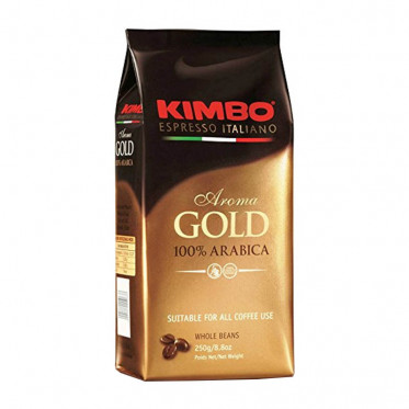 Café en Grains Crema Intensa - Kimbo - 1 Kg