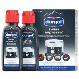 Produit détartrant pour Machine à café - Durgol - 2 x 125 ml