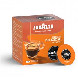 Capsules Lavazza a Modo Mio - Café Espresso Delizioso - 16 capsules