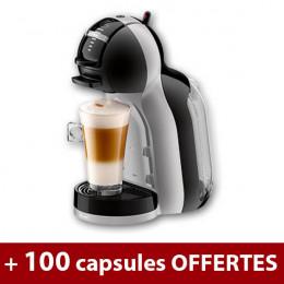 Machine Delonghi Dolce Gusto© Mini Me + 100 capsules offertes