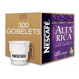 Gobelet Pré-dosé Café Nescafé® Alta Rica Non Sucré - 300 boissons
