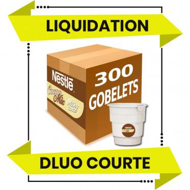 Gobelet Pré-dosé Nestle Cacao Mix - Chocolat Chaud - au carton 300 boissons