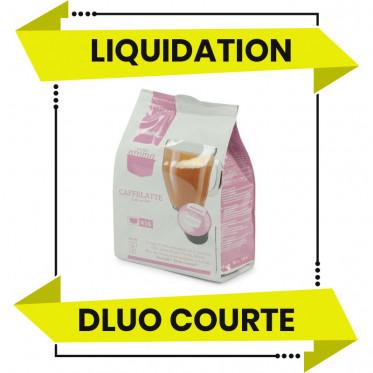 Capsule Compatible Dolce Gusto Gimoka Caffè Latte - 16 Capsules