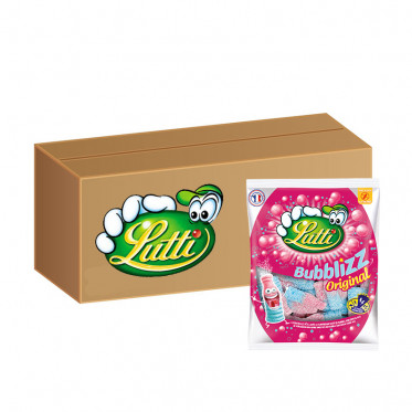 Bonbon : Lutti Bubblizz - 100 gr