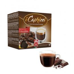 Capsules Nespresso compatible Bonini Chocolat Chaud - 10 capsules