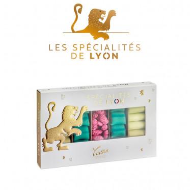 Coffret Voisin Spécialités de Lyon n°1 - 230 gr
