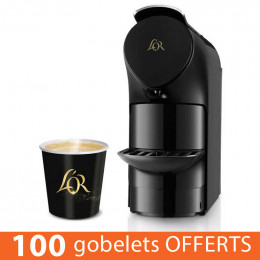 PACK Coffee Corner - Machine L'Or Professional Mini Coffee Appliance - Capsules L'Or