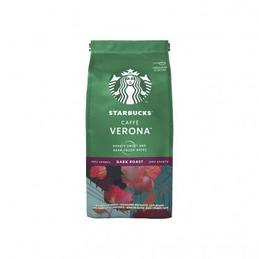 Café moulu Starbucks Caffe Verona - 1 kg