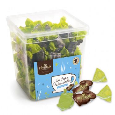 Lapins Praliné Noisette Fondants Chocolat au Lait - Pâques - 1,24Kg - Révillon