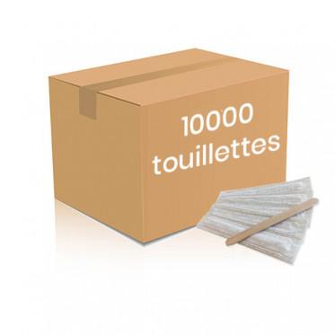 Touillette Lavazza (spatule) en Plastique 95 mm emballage individuel - par 50