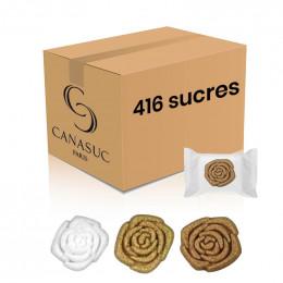 """Sucres """"Rose"""" Canasuc - 416 sucres"""
