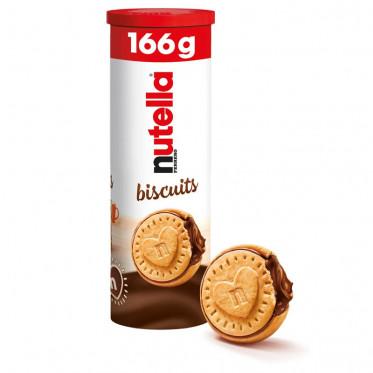 Biscuit Nutella Ferrero - Tube de 12 biscuits