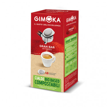 Dosettes ESE Gimoka Gran Bar x 18