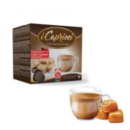 Capsules Nespresso compatible Bonini Lait Caramel - 10 capsules