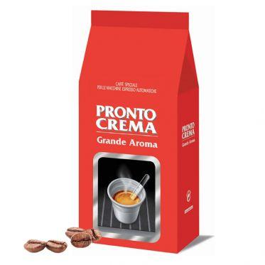 Café en Grains Lavazza Pronto Crema Grande Aroma - 1 Kg