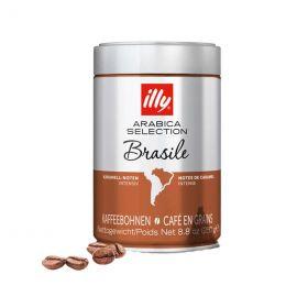 Café en Grains Caffè illy Espresso Sélection Brésil - 250 gr
