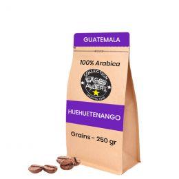 Café en Grains Cafés Albert Huehuetenango - 250 gr