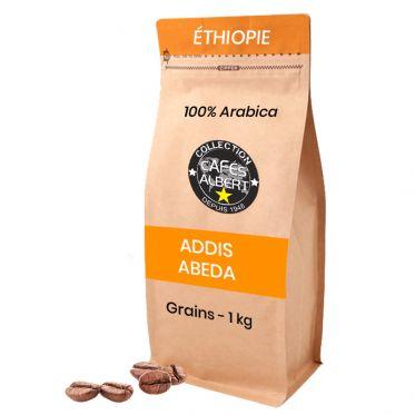 Café en Grains Cafés Albert Addis Abeba Moka - 1 kg