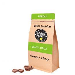 Café en Grains Bio Cafés Albert Santa Cruz - 250 gr