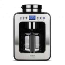 Machine à Café Filtre avec Broyeur à Grains Caso Coffee Compact Electronic - 4 tasses