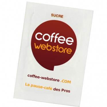 Accessoires : Sucres Coffee-Webstore en Boite Distributrice - 200 sachets