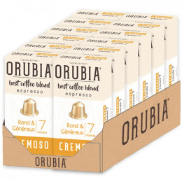 Capsule Nespresso Compatible Café Orubia Cremoso - 120 capsules