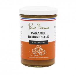 Pâte à Tartiner Paul Bocuse Caramel Beurre Salé - 250 gr