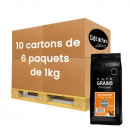 Café en Grains Café de Paris Gastronome - 60 paquets - 60 Kg