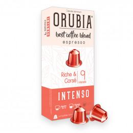Capsule Nespresso Compatible Café Orubia Intenso - 10 capsules