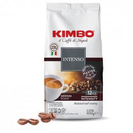 Café en Grains Kimbo Intenso - 1 Kg